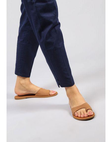 SEVDAH Navee Tan Sandal