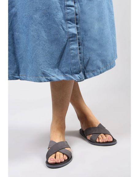 SEVDAH Shibui Grey Sandal