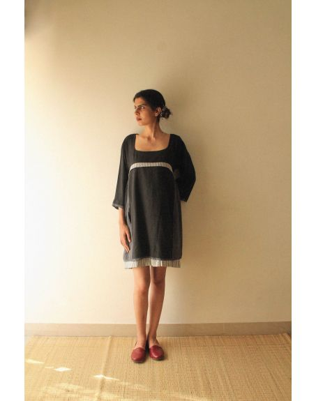 KILCHU INDIA Layered Dress With Comfort Pocket