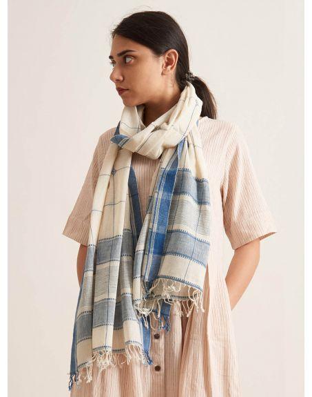 PATRAH Indigo Weave Design