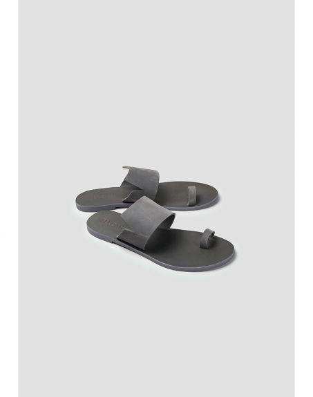 SEVDAH Nico Grey Sandal