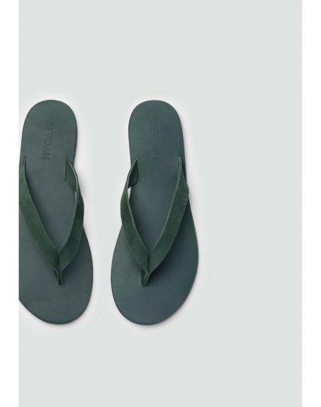 SEVDAH Summer Green Sandal