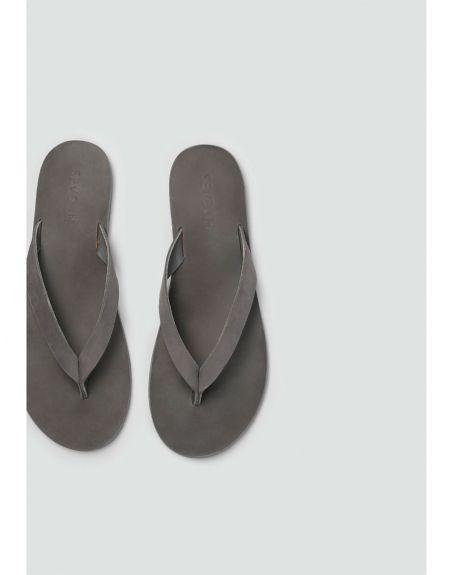 SEVDAH Summer Grey Sandal