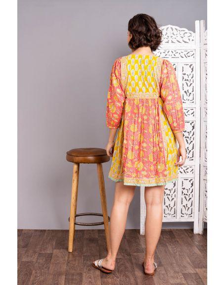 UNTUNG Sunflower Dress
